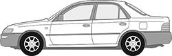 Corolla E11 (97-02)