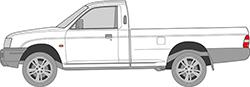 L200 Pick up (96-05)