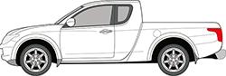 L200 Pick up (15-)
