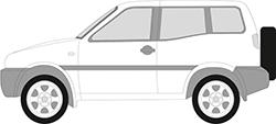 Terrano II R20 (94-98)