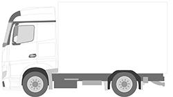 Actros (Fahrerhaus 2300 mm breit) (12-)
