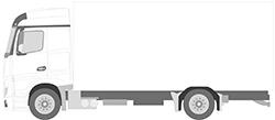 Actros (Fahrerhaus 2500 mm breit) (12-)