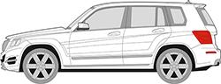 GLK-Klasse X204 (08-15)