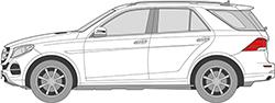 GLE-Class W166 (15-)