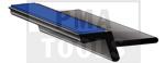 Underglass profiles self-adhesive