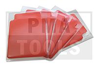 Klebeplättchen für Regen-/Lichtsensor 133601373 Acryl, 5 Stück