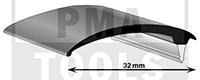 Abdeckprofil, 32 mm, 30 m
