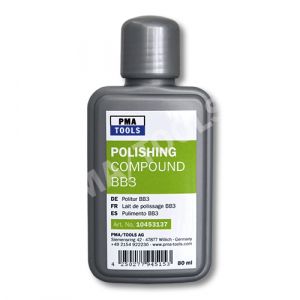 PMA/TOOLS Politur BB3, 80 ml