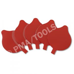 Klebeplättchen für Regensensor Typ 2-1 Acryl, 5 Stück