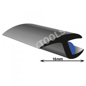ProFlexx Universalprofil mit Butyleinlage, 16 mm, 30 m