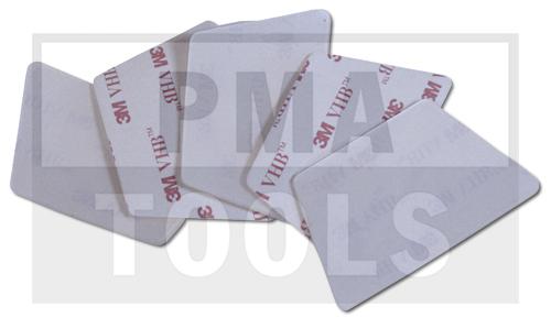Klebeplättchen für Regensensor K207 Acryl, 5 Stück