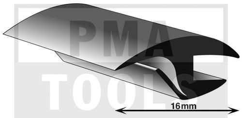 Universalprofil, 16 mm, 25 m