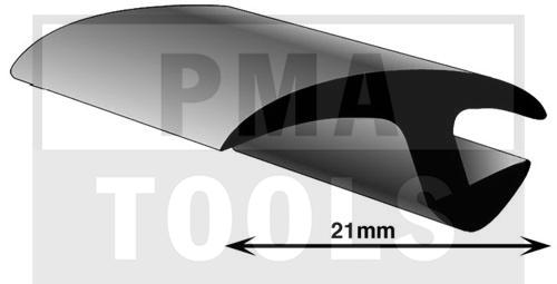 Universalprofil, 21 mm, 25 m
