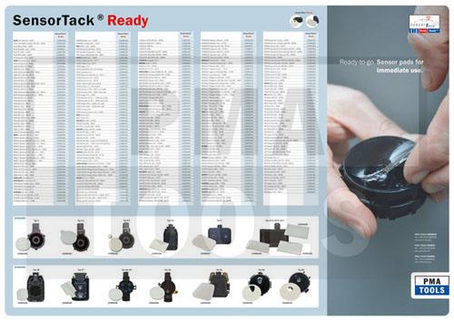 Poster SensorTack® Ready+