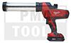 Milwaukee® Akkupresse C18 PCG 18 V Li-Ion, 310-400 ml, 5tlg.