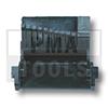 OPEL Movano A, 99-03, Abstandhalter, schwarz
