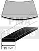MINI R56/R57 Cabrio/Clubman R55, 07-13, WS-Quellschaumband, 1,50 m, 15 mm