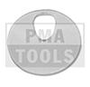 SensorTack® Ready+ Sensorplättchen Typ H1 Silikon