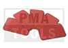 Adhesive pads for rain/light sensor K202/K203/K209/K213/K214 acrylic, 5 pcs.