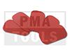 Klebeplättchen für Regensensor K206 Acryl, 5 Stück