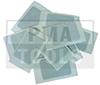Qualitäts-Spiegelfußplättchen, 100 Stück