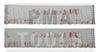 Klebeplättchen für Mautgeräte GO-Box, TRIPON, premid, 5 Stück
