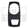MERCEDES Actros 2500 mm, 12-, Adhesive pad for sensor/camera bracket