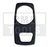 MERCEDES Actros (Fahrerhaus 2500 mm breit), 12-, Klebeplättchen für Sensor-/Kamerahalter