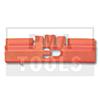 HONDA Civic 5trg., 95-01, WS-Klip Karosserie A-Säule, rot
