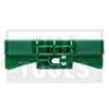 HONDA Civic 3trg., 01-05, WS-Klip A-Säule, grün