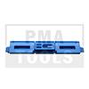 HONDA Accord Lim./Kombi, 03-08, WS-Klip Karosserie A-Säule, blau