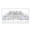 HONDA Civic 5trg., 01-05, WS-Klip A-Säule, weiß