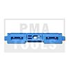 HONDA Civic 5trg., 06-12, WS-Klip Karosserie A-Säule, blau