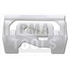 MITSUBISHI Colt 3trg., 05-12, WS-Klip Karosserie A-Säule, weiß