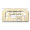 MITSUBISHI Lancer CJ0, 96-03, WS-Klip A-Säule, weiß