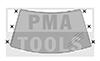 HONDA CR-V, 02-06, WS-Klipse Set A-Säule, 6 Stück