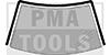 MAZDA 626 IV 5trg., 92-98, WS-Rahmen