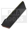 MINI Clubman F54, 15-, Abstandhalter, selbstklebend, schwarz