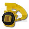VOLVO S40/V40, 96-04, Abstandhalter, gelb