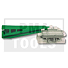 MERCEDES C-Klasse W202 Lim./Kombi, 93-00, WS-Klip Dachleiste, grün