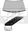 OPEL Astra K, 15-, WS-Quellschaumband, 4 m, 10 mm
