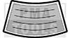 OPEL Zafira A, 99-05, RW-Vollgummi