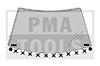 PEUGEOT 206/206+, 98-12, Befestiger Set Windleitblech, 14 Stück