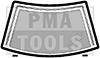 RENAULT Twingo I, 93-07, WS-Rahmen Set inkl. Abstandhalter, 4tlg.