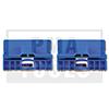 AUDI A3, 96-03, Reparaturset Seitenscheibenführung, blau, 2 Stück