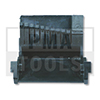 IVECO Daily II, 99-06, Spacer, black