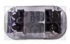 MERCEDES M-Klasse W163, 98-01, Regensensor