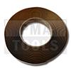 Butylkautschukband, schwarz, 3 mm, 6 m Rolle